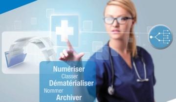 dematerialisation dossier patient
