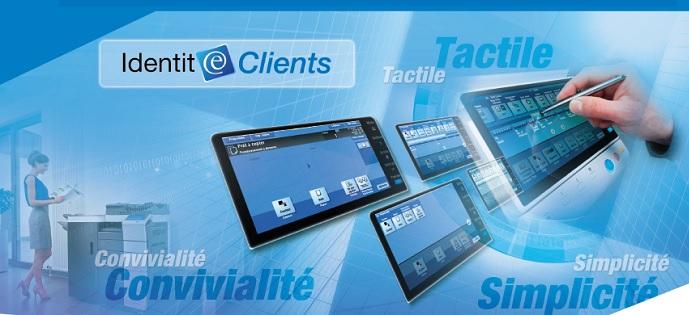 personnalisez votre l interface pour gagner du temps konica minolta digital center