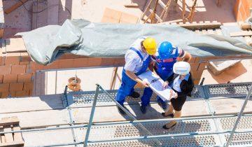 professionnels du bâtiment
