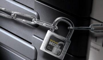 Sécurité du disque dur MFP