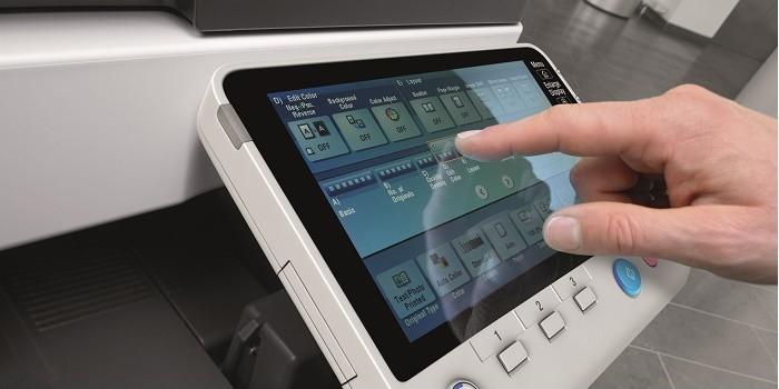 personnalisation écran tactile
