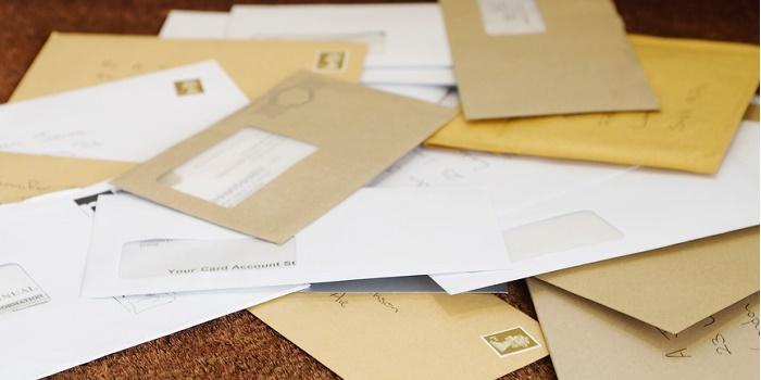 dématérialisation des courriers entrants