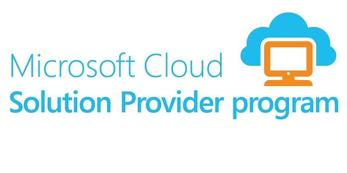 Programme CSP Microsoft