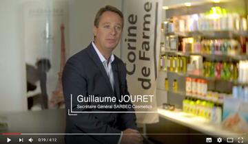 Retour d'expérience OPS Konica Minolta - Guillaume JOURET - SARBEC Cosmetics