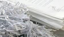 destruction papier NF Z 42-026