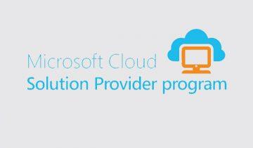 Fournisseur de solutions Cloud (CSP) de Microsoft