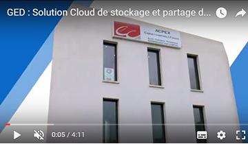 Retour d'expérience KOMI Doc Solution Cloud de stockage et partage de documents d'entreprise