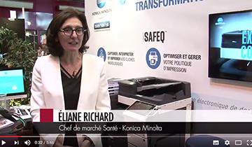 L'expertise globale de Konica Minolta au service des établissements de santé
