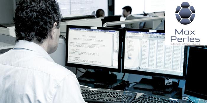 Témoignage Client Max Perlès Service-box-Evolution Konica Minolta