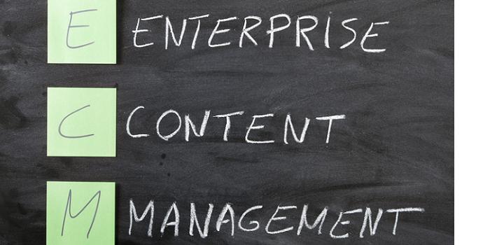 gestion de contenus konica minolta