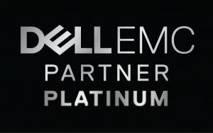 logo Dell platinium
