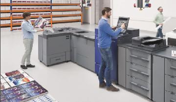 Accurio press C6085 konica minolta