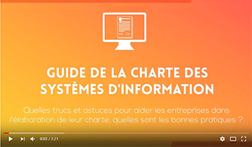 Guide de la charte informatique