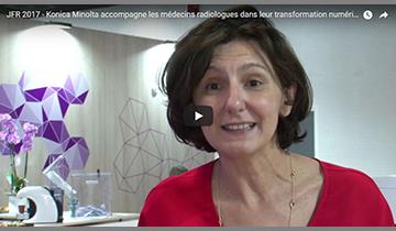 Konica Minolta accompagne les médecins radiologues dans leur transformation numérique