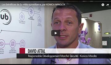 Les bénéfices de la vidéo-surveillance, par KONICA MINOLTA