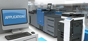 Une gamme harmonisée de systèmes d'impression sécurisés, personnalisables, productifs, eco-responsables et connectés répondant à vos besoins métiers