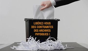 LIVE : Tout savoir sur les enjeux de l'archivage à vocation probatoire