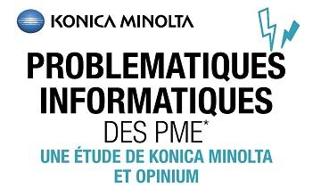étude konica minolta opinium