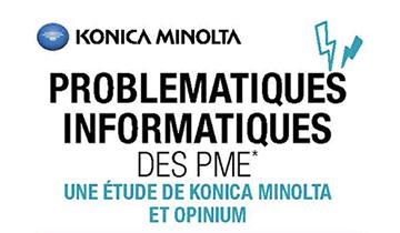 Les chiffres clés des des problématiques informatiques des PME