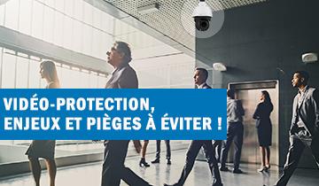 Webinar : Vidéo-protection, enjeux et pièges à éviter