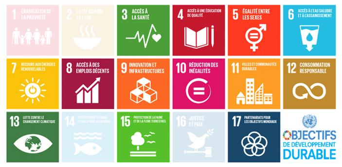 Objectifs Développement Durable Nations Unies