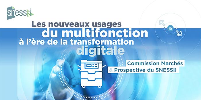 Les nouveaux usages du multifonction à l'ère de la transformation digitale