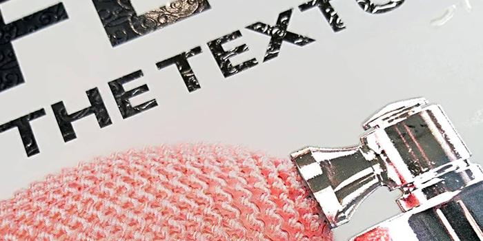 Vernis 3D, dorure, textures : ajoutez une dimension tactile aux imprimés