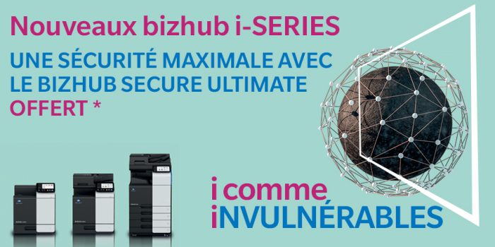 Nouvelle gamme i-SERIES