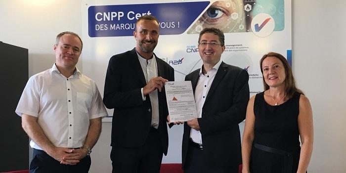 MOBOTIX CNPP Certified
