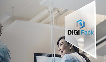 Digitalisez vos processus métiers avec les DIGI Pack