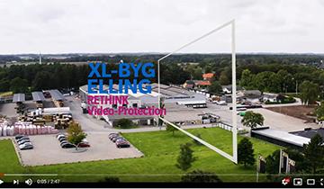 XL BYG sécurise ses locaux avec Konica Minolta Vidéo Solutions et les cameras Intelligentes Mobotix.