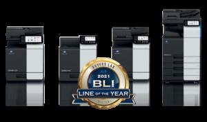 La gamme i-SERIES a été élue meilleure gamme d'imprimantes A3 de l'année 2021