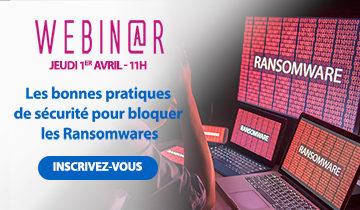 Les bonnes pratiques de sécurité pour bloquer les Ransomwares