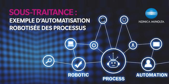 Automatisation robotisée processus